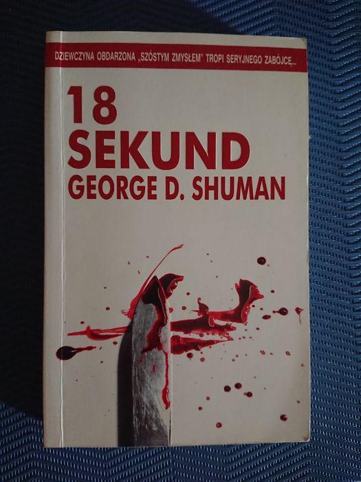 George D. Shuman - 18 sekund Warszawa - image 1