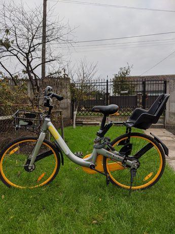 Велосипед O'bike, obike, обайк