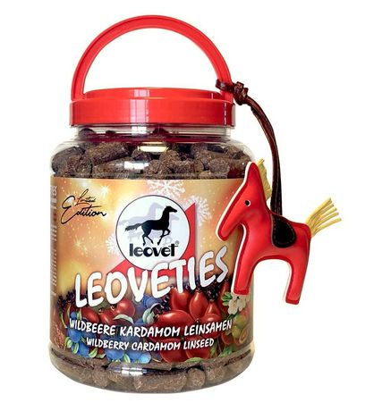 Leoveties Winter Edition przysmaki dla koni 2,25kg + breloczek GRATIS!