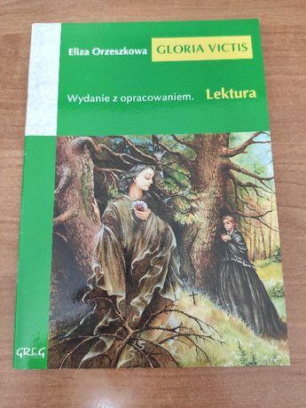 Gloria victis - Lektura z opracowaniem - GREG