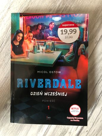 Riverdale dzień wcześniej książka