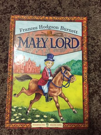Mały Lord Frances Hodgson Burnett nowa