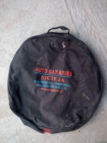 Pokrowiec na koło zapasowe ZAPAS GAZ