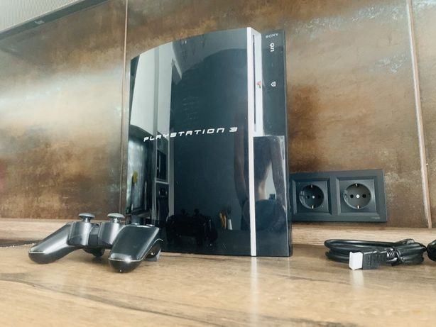 Playstation 3 ps3 прошита 25 игр GTA FIFA 19 FAR CRY 3