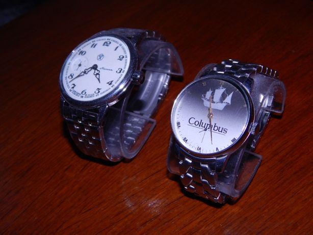 Часы наручные механика СССР