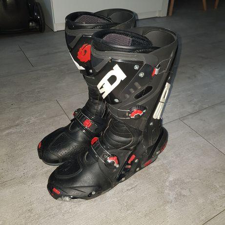 SIDI Vortice r. 43 - skórzane buty motocyklowe