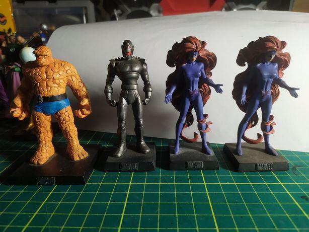 Marvel kolekcja figurek olowianych