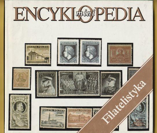 Filatelistyka - Mini Encyklopedia - 1992