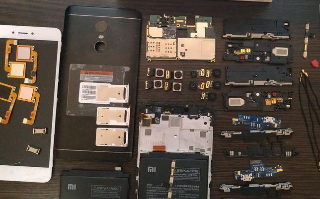 Xiaomi redmi note 4 / 3 / 2 камера лоток динамик антенна кнопки кабель