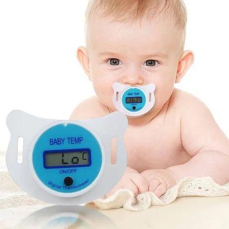Детская соска-термометр BABY TEMP!