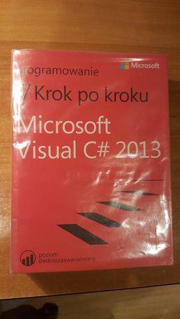 Microsoft Visual C# 2013 programowanie krok po kroku John Sharp