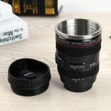 Термо Кружка чашка об'єктив canon 350 ml