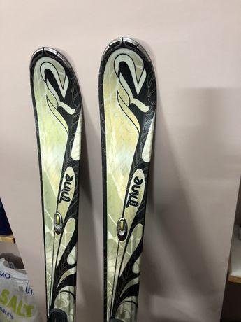 Продам лижі K2 156 см.