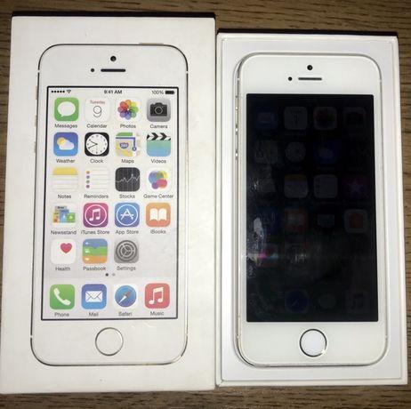 iPhone 5s gold 16 G (wada/uszkodzony/do naprawy)