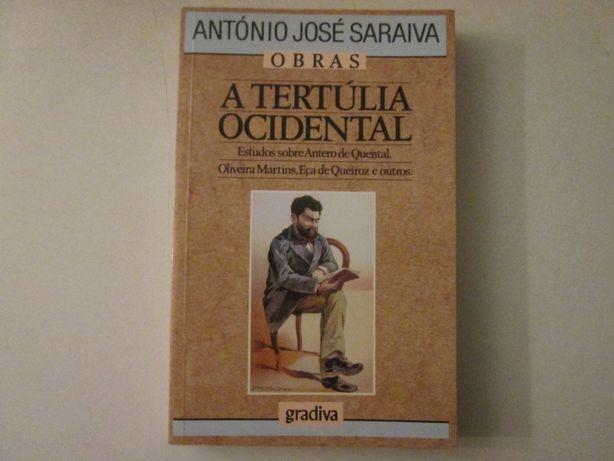 A tertúlia ocidental- António José Saraiva