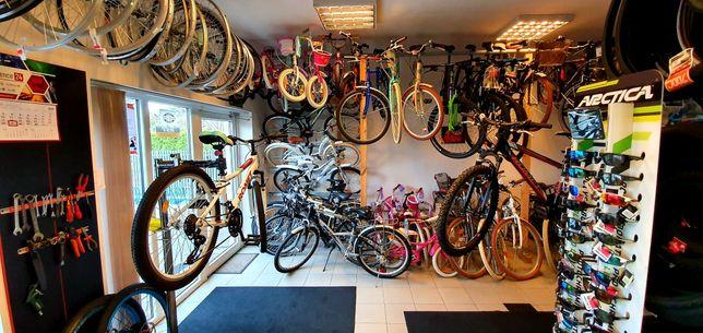 Serwis rowerowy Naprawa Rowerów Piaseczno i okolice