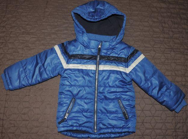F&F kurtka pikowana chłopięca roz.110 cm