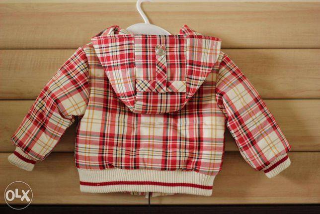 Куртка демисезон зима 74 см