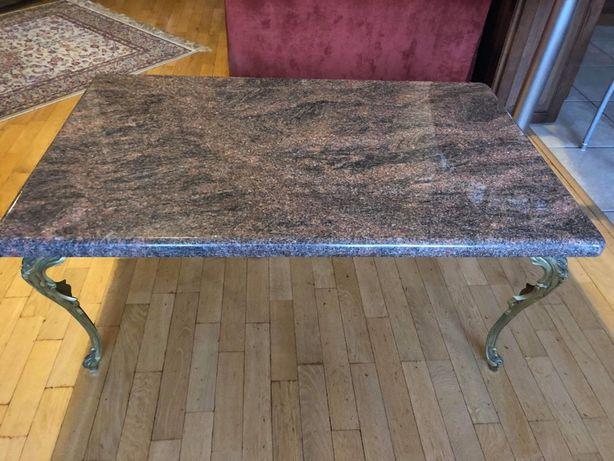 Stolik marmurowy/granitowy