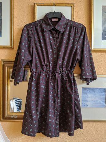 Bawełniana tuniko koszula