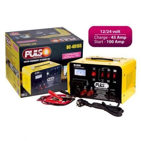 Пуско-зарядное устройство PULSO BC-40155 (12 мес. гарантии)