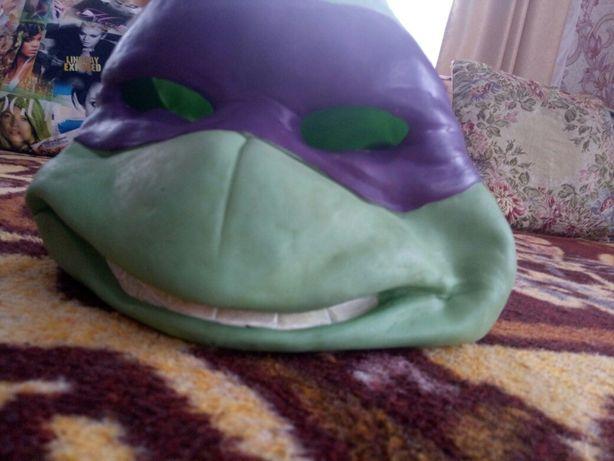 Рeзиновая маска