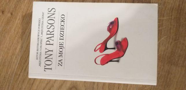 Książki Tony Parsons