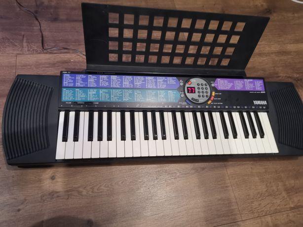 Keyboard yamaha psr 77