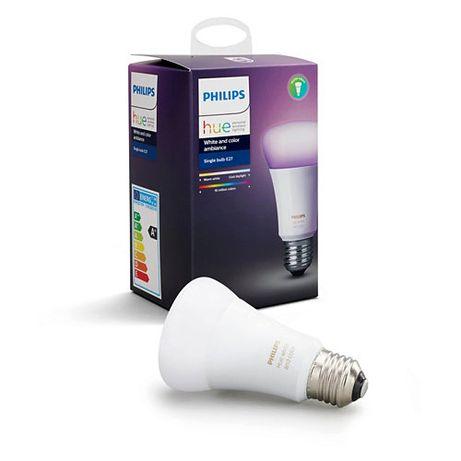 Lâmpada Philips HUE White & Color E27 A60