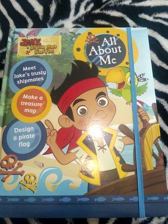 Книга Пират Джек Jake на англ.языке