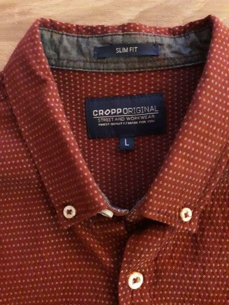 Koszula męska cropp L