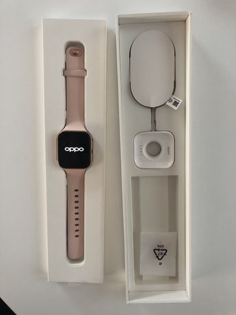 Smartwatch OPPO 41 mm, kolor rose gold