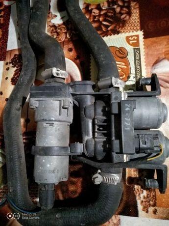 продам клапана печки с моторчиком бмв е39