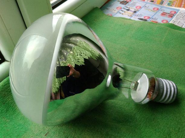 лампа зеркальная 300вт е40