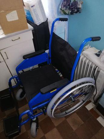 Новая коляска с туалетом и насосом полный комплект