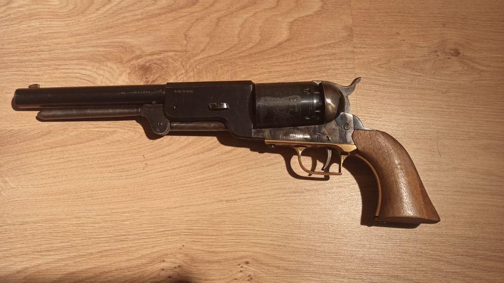 Colt Walker czarnoprochowy kaliber 44 Szczecin - image 1