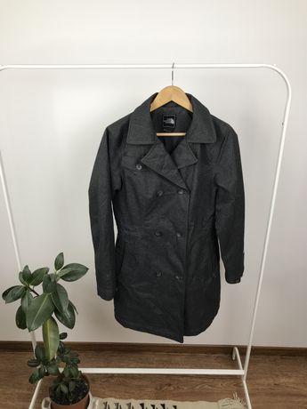 Женское пальто женская демисезонная куртка the north face primaloft