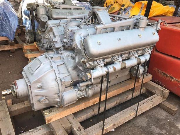 Двигатель ЯМЗ-238АК-4 комбайн Славутич