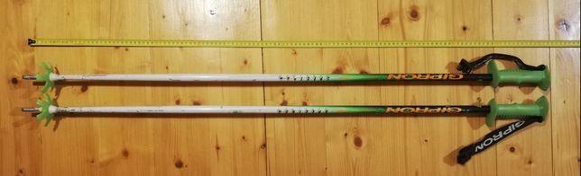 Kijki narciarskie Gipron 120 cm