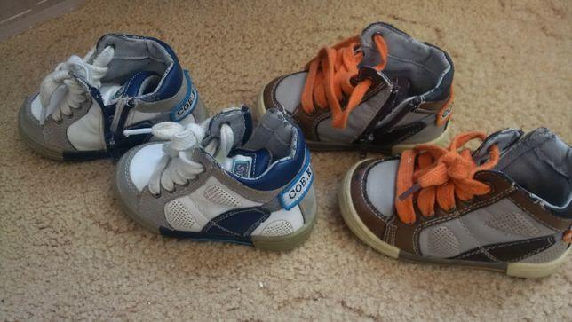 Продам обувку полусапожечки, ботiночки для двойнI, близняток