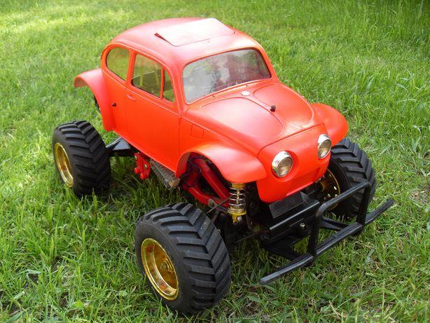 TAMIYA Monster Beetle 1989 1:10 Off Road Model RC VINTAGE