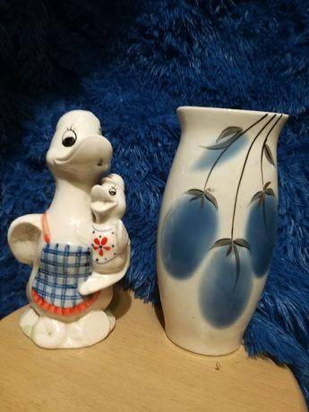 Карандашница и ваза СССР