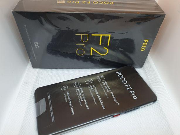 Nowy Poco F2 Pro Grey 6/128GB 5G Świdnica GW PL Salon Telakces
