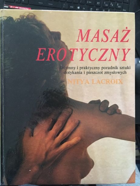Masaż erotyczny - Nitya Lacroix