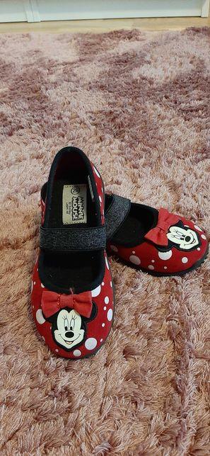 Tenisówki Minnie Mouse rozm. 26
