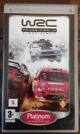 WRC: Fia World Rally, PSP