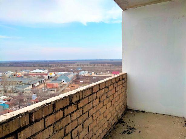 2-комнатная-69 м2. 2 балкона. Дом сдан! 420$ за м2. АГВ. Хлебодарское