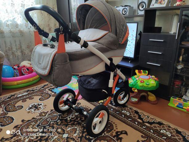 Детская коляска ADAMEX BARLETTA 2в1