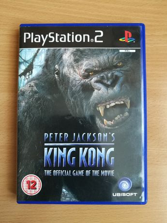 PS2 Peter Jackson's King Kong The Official Game of the Movie