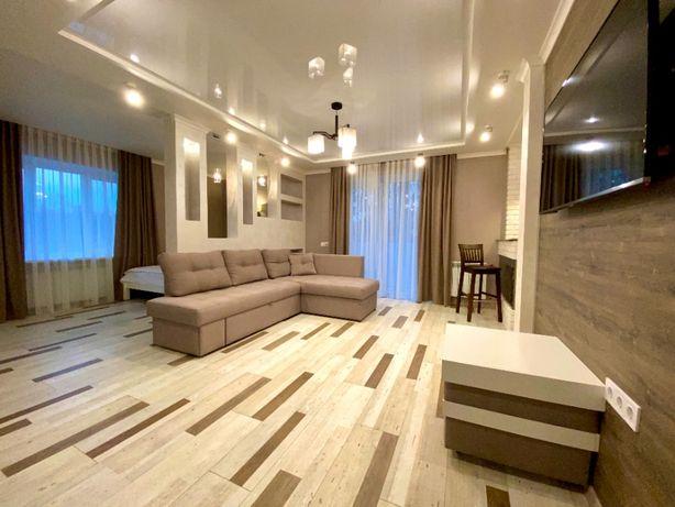 Стильная 1-комнатная квартира возле Корпусного парка